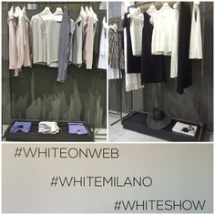 Last day at White Trade Show, scopri la nuova collezione Alpha Studio Spring Summer 2015!  #AlphaStudio #SS2015 #tortona #milano #mfw #whitemilano #whiteshow #whiteonweb #fashion #moda #knitwear