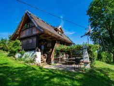 Graz Austria, European House, Good House, Cottage Homes, Alps, Garden Inspiration, Places To Go, Shed, Home And Garden
