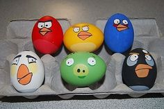 Creative #Easter Eggs Designs