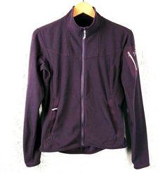 Arc'teryx Womens Size M Full Zip Delta LT Fleece Jacket Burgundy Fleece Sweater, Sweater Jacket, Green Wool, Green Shorts, Sleeveless Shirt, Outdoor Gear, Burgundy, Outdoors, Jackets
