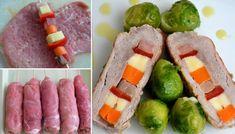 Tip na zítřejší, velmi jednoduchý a chutný oběd. Krásné barvy na talíři :)