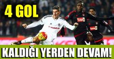 Spor Toto Süper Lig'in 20. haftasında 2 maç eksiği olan Beşiktaş Başakşehir Fatih Terim Stadyumunda Gaziantepspor'u ağırladı. Maça çok etkili