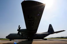 An Air Force C-130J Super Hercules prepares for loading and takeoff at Siauliai Air Base, Lithuania, July 29, 2014. Deployed from Ramstein Air Base, Germany to Powidz Air Base Poland, the Super Hercules and Airmen from the 37th Airlift Squadron have been working with NATO partners to maintain joint readiness and build interoperability capabilities through dedicated training. (U.S. Air Force photo/Staff Sgt. Jarad A. Denton)
