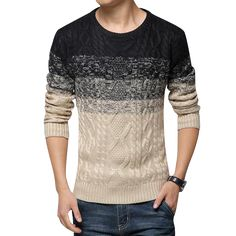 5aff8c79c4b 2016 New Cashmere Sweater Men Winter Warm Pullover Men O-Neck Knitted  Cashmere Sweaters Fashion