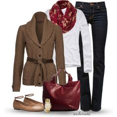 """""""Another Casual Friday"""" by archimedes16 on Polyvore"""