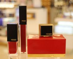Beauty Guide, Beauty Editorial, Harrods, Fendi, Dior, Perfume Bottles, Fragrance, Feminine, Vogue