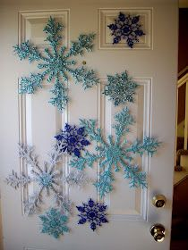Going to have to try this one. They would look great on our sliding glass door.