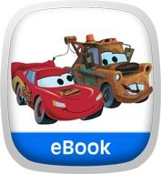 LeapFrog App Center: Disney·Pixar Cars eBook