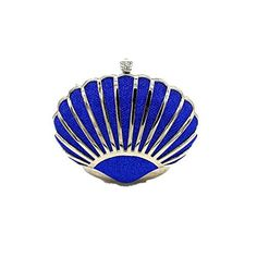 New Trending Make Up Bags: Shiratori Mini Seashell Purses For Women Clutch Handbags For Girls,Blue. Shiratori Mini Seashell Purses For Women Clutch Handbags For Girls,Blue   Special Offer: $22.99      255 Reviews High quality seashell purse is ideal for many different occasion.Diamonds:the grade A diamonds,12 cutting surface,a long-lasting gloss retention,one of leader in high class...