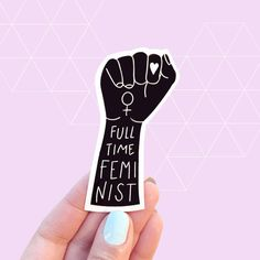 Get your gear and fight the patriarchy.