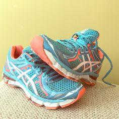 ASICS ASICS women's running shoe size 7. smoke free home used ...