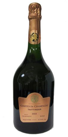2003 Taittinger, Comtes de Champagne Rose, Brut