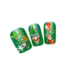 Fancy White Flower Christmas Styles Nail Art Stickers Decals DIY Tips Nails 0066 Water Transfer Tattoos Tools Christmas Gift Nails, Christmas Gifts For Girls, Christmas Fashion, Nail Art Stickers, Nail Decals, Tattoo Transfers, Transfer Tattoos, 3d Nail Art, Nail Tools