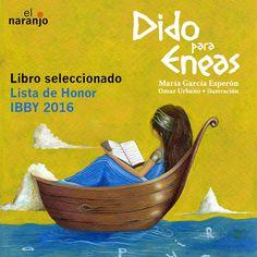 María García Esperón: Dido para Eneas: Libro seleccionado Lista de honor...