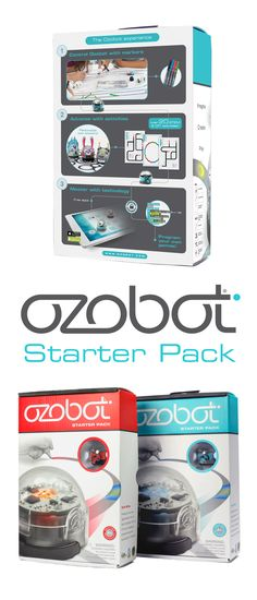Everything you need to get starter with Ozobot! Get 10% off your order now with code: ozopin10