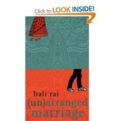 (Un)arranged Marriage by Bali Rai - saved by a performer from 'Time Has Fallen Asleep In The Afternoon Sunshine'