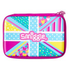 Image for Hardtop Union Jack Pencil Case from Smiggle