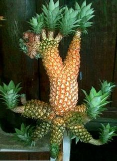 Mutant pineapple... #fukushima