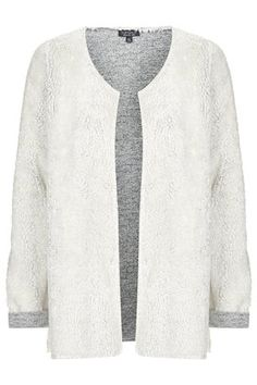 Gorgeous borg cardi. You will be mine.