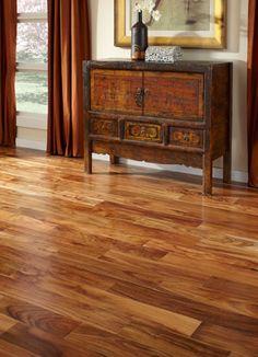 Acacia Natural x 5 x Select Wear Layer Handscraped- Engineered Prefinished Flooring Teak Flooring, Solid Wood Flooring, Hardwood Floors, Flooring Ideas, Floor Design, House Design, Antique Decor, Modern Farmhouse Style, Rustic Elegance