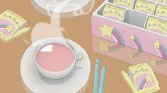 Animated gif uploaded by Naho. Find images and videos about gif, aesthetic and anime on We Heart It - the app to get lost in what you love. Japanese Aesthetic, Aesthetic Gif, Aesthetic Food, Pink Aesthetic, Anime Gifs, Anime Art, Gif Animé, Animated Gif, Pixel Gif