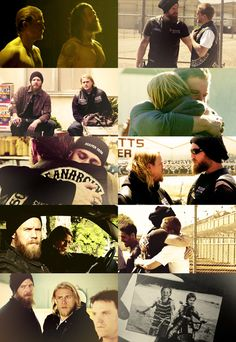 Jax and Opie ~ [Sons Of Anarchy]