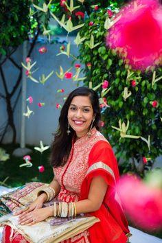 Soumya & Vivek - Marigold Weddings Pictures | Wedding Planner in Hyderabad - WedMeGood