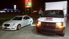 GAS STATION MOBILE TIRE SHOP