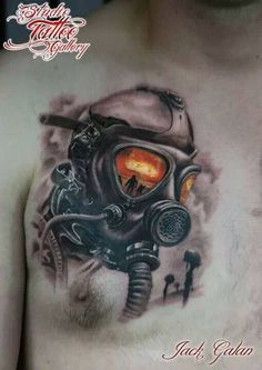 1000 images about tattoos on pinterest gas mask tattoo gas masks and skull tattoos. Black Bedroom Furniture Sets. Home Design Ideas