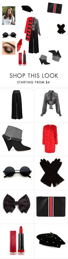 """""""ParisianLove"""" by sebastians ❤ liked on Polyvore featuring Diane Von Furstenberg, Isabel Marant, Plakinger, AGNELLE, Givenchy, Amanda Wakeley, Max Factor and Steve Madden"""