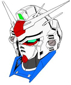Gundam GAF - what do those two lines on the face mean to you? - NeoGAF