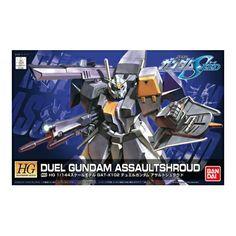 DUEL GUNDAM. Price:381.92 THB. Model series:HG GUNDAM SEED. Scale:1/144