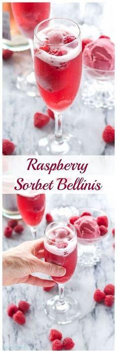 Raspberry Sorbet Bel