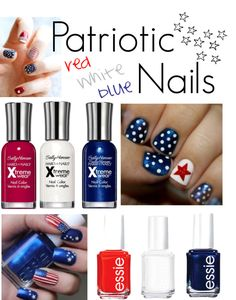 Shop for Nails in Makeup. Buy products such as Onyx Professional Nail Polish Remover, Pure Acetone, Kiss Salon Color Nails - Landslide at Walmart and save. Patriotic Nails, Hard Nails, Diy Hair Care, Nail Jewelry, Nails At Home, Skin Care Remedies, Beauty Advice, Hair Care Routine, Cute Nail Designs