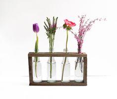 DIY Tutorial: Flaschenvase – Nur noch