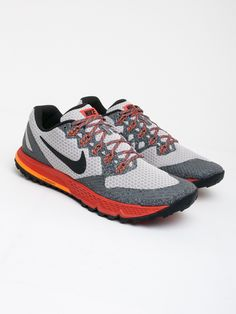 huge discount 730c3 0b60a Nike Running Sneakers basse Men s Nike Air Zoom Wildhorse 3 Running Shoe  Nike Running   Move Shop