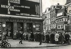 Weteringschans 1964. In 1997 werd bioscoop ...