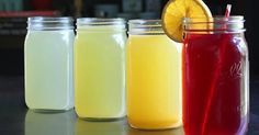 Homemade Electrolyte Drinks For Rehydration, Colds, And Flu