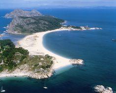 Praia das Rodas, Illas Cíes