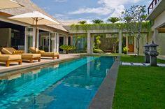 Swimming Pool - Villa Tenang Bali