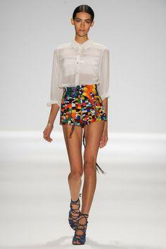 Mara Hoffman Spring 2014 RTW | @Style.com