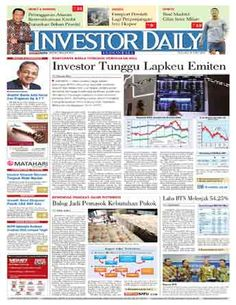 Investor Daily - 28/07/15   Investor Tunggu LapKeu Emiten   Investor Daily