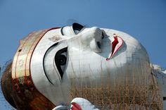 Größter liegender Buddha der Welt