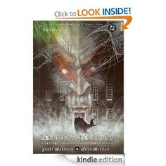 Batman: Arkham Asylum: Grant Morrison, Dave McKean: Books