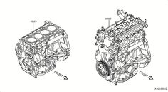 2010 Nissan Versa Hatchback OEM Parts - Nissan USA eStore Nissan Versa, Oem Parts, Performance Parts, Usa, Accessories, U.s. States, Jewelry Accessories