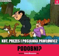 Polish Music, Polish Memes, Weekend Humor, Best Memes, Winnie The Pooh, Smurfs, Disney Characters, Fictional Characters, Lol