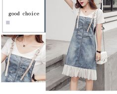 L8156#2017 top design new A-line suspender relax sexy girs half lady denim dress straight net patch long skirt for women stock, View girls long denim skirt, C-JEANS, C-JEANS Product Details from Guangzhou Canton Jeans Fashion Co., Ltd. on Alibaba.com  email: hongwang@jeansfactory.cn