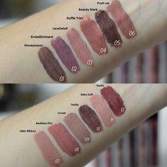 2016 Hot Sell 12 Colors Ny Lipstick Lip Lingerie Matte Liquid Lipstick Waterproof Lip Gloss Makeup Maquillage free shipping ZK38 [Affiliate]