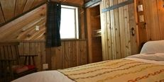 Cabin, Rustic, Luxury, Bed, Furniture, Home Decor, Country Primitive, Decoration Home, Stream Bed