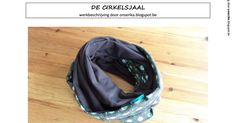 Cirkelsjaal | tutorial onserika.blogspot.be